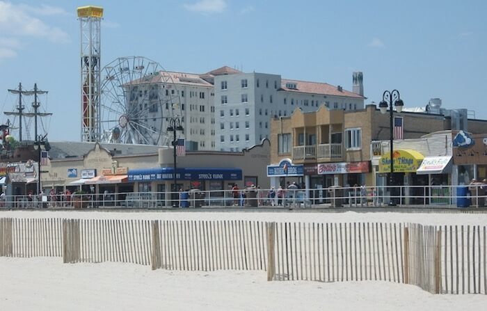 ocean city new jersey summer