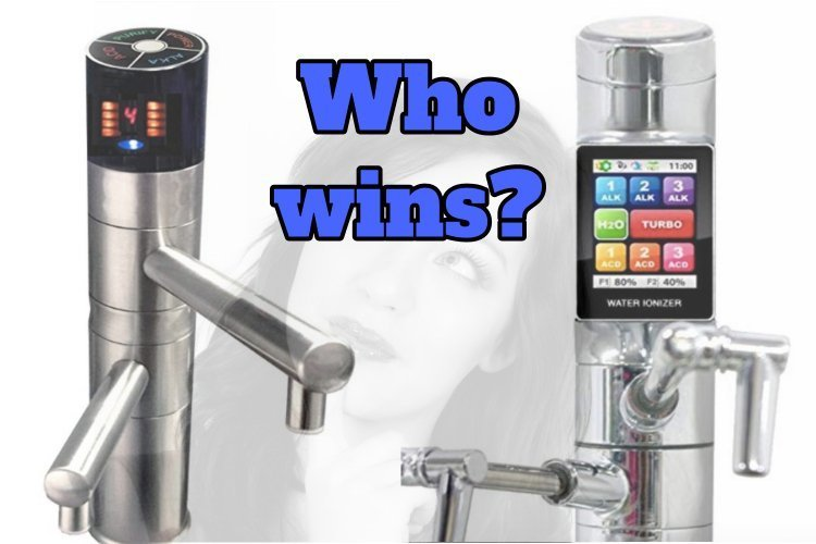 Life Ionizer vs Tyent Water Ionizer: The Ultimate Comparison