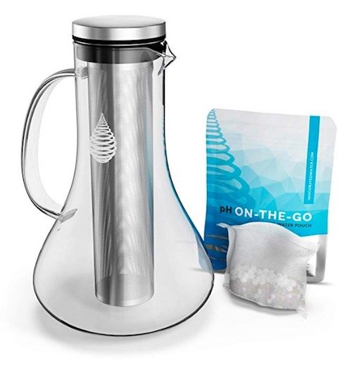 pH Replenish Glass Alkaline Water Pitcher Expert Review
