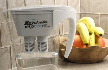 seychelle water pitcher reviews