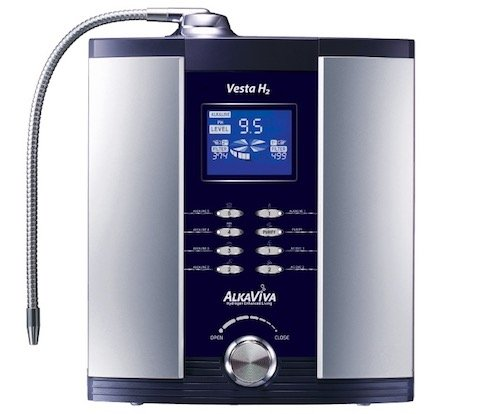AlkaViva Vesta H2 Water Ionizer Review