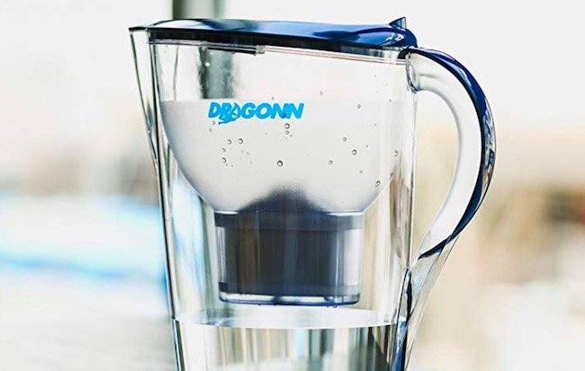 DRAGONN pH Restore Alkaline Water Pitcher Review alkaline water machine source