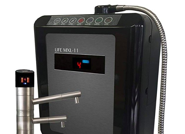 Life Ionizer MXL-11 Review countertop under counter