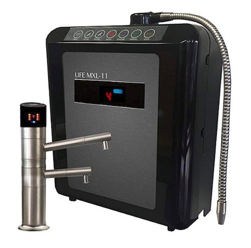 Life Ionizer MXL-11 under counter Review