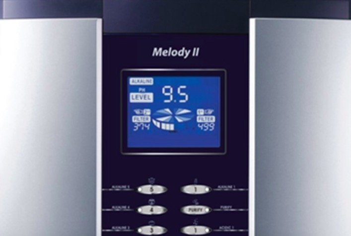 Melody II water ionizer review featured 2