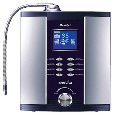 Melody II water ionizer review