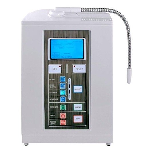 Aqua Ionizer Deluxe 7.0 review best water ionizer for the money