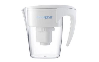 Aquagear Water Filter Pitcher Review: Good for Alkaline Water Lovers?