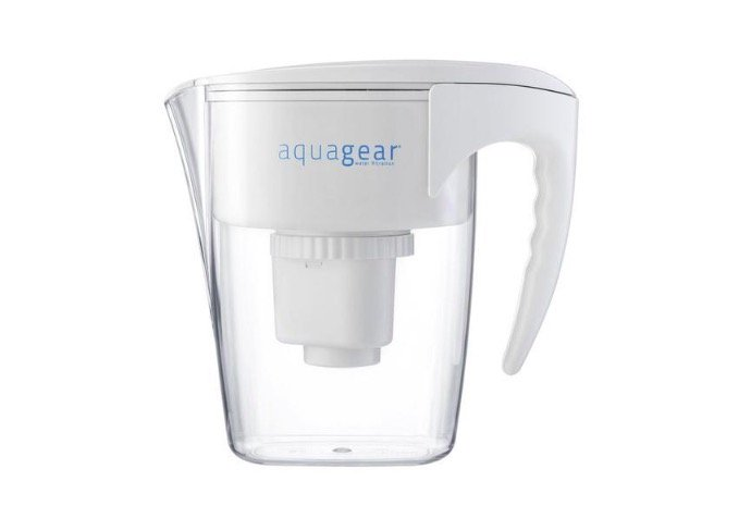 Aquagear Water Filter Pitcher Review featured