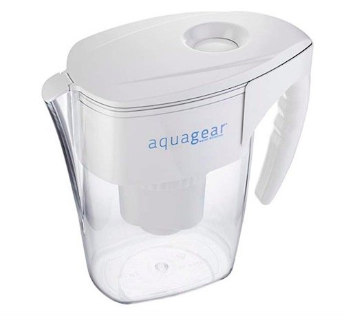 Aquagear Water Filter Pitcher Review