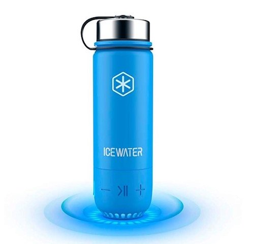 ICEWATER 3-in-1 Smart Stainless Steel Water Bottle (Review)