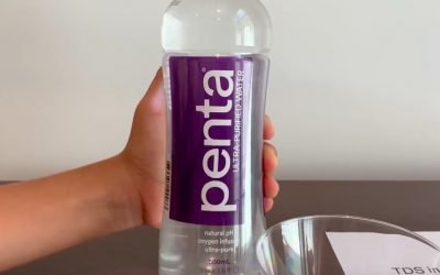 Is Penta Water Alkaline? pH Test (Video) and 100% Unbiased Review