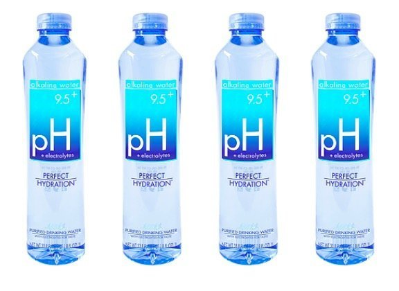 Perfect Hydration Alkaline Water Review ph test tds ingredients