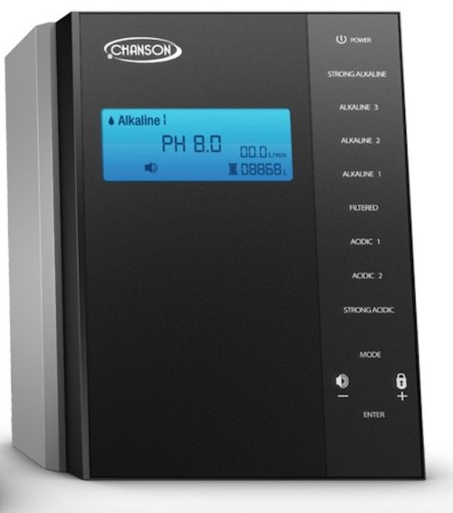Water Expert Review Chanson Miracle MAX Plus Ionizer