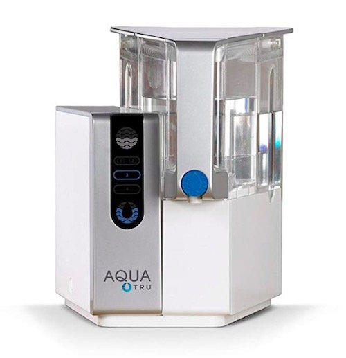 aquatru water filter review
