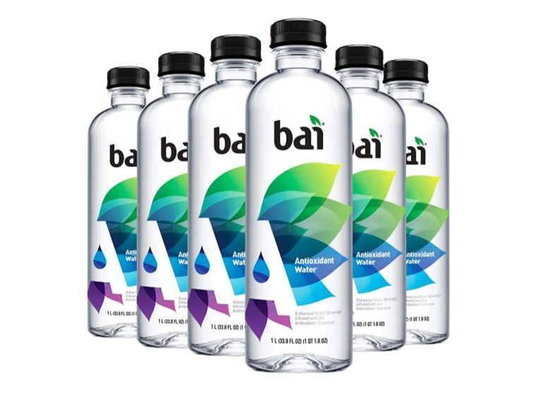 bai antioxidant water review