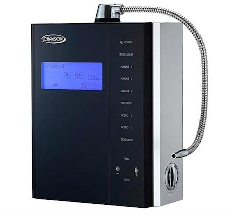 chanson miracle max water ionizer reviews