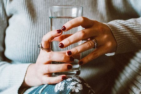 how much alkaline water should you drink a day