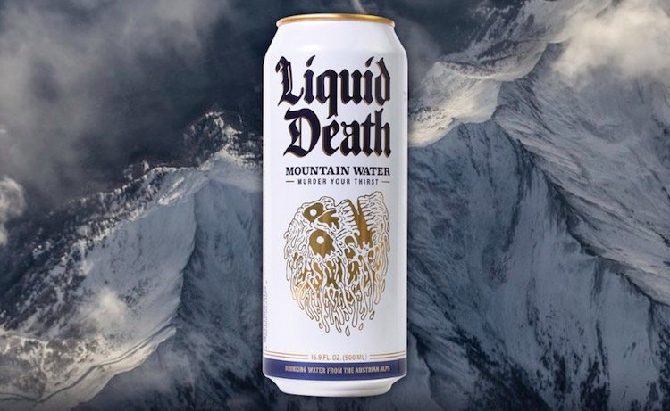 liquid death water review