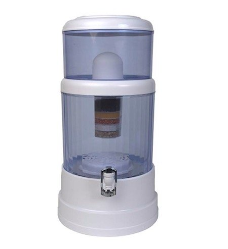 zen alkaline water dispenser