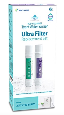 Tyent Ultra Replacement Filters