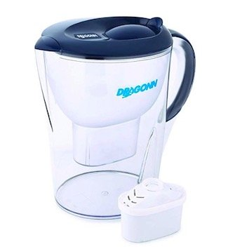 dragonn alkaline water pitcher reviews
