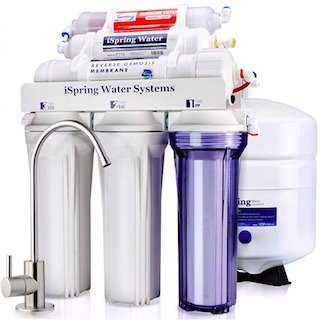 iSpring RO Alkaline Water System RCC7AK review