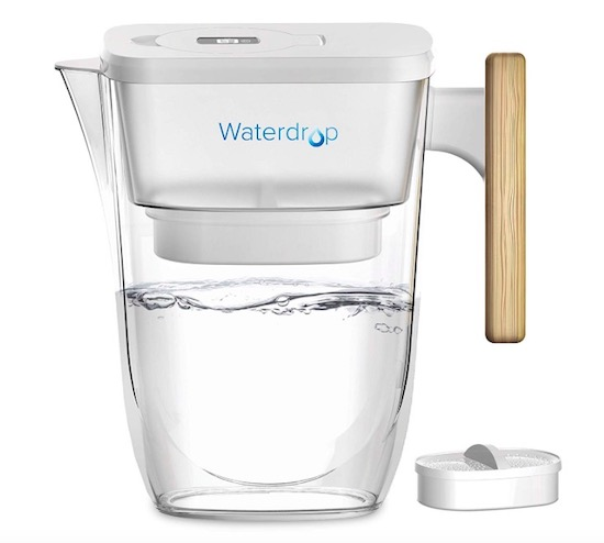 waterdrop extream water filter pitcher review