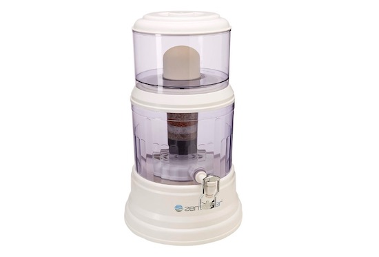 zen water filter vitality 4 gallon