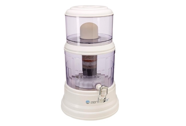 Zen Water Systems Countertop Filtration and Purification System vitality