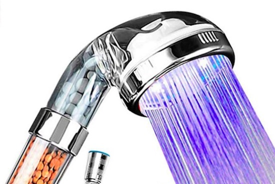 Top 5 Best Ionic Shower Heads – (2019 Reviews + Buyer's Guide)